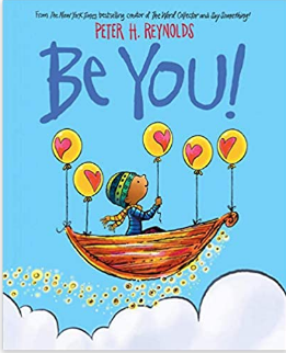 Be You!  (Ages 6 -8) (Hardcover)