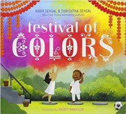 Festival of Colors (Board Book)