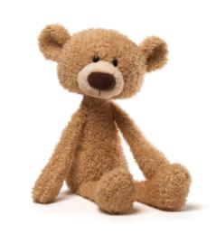"Toothpick Teddy Bear by Gund - 15"""