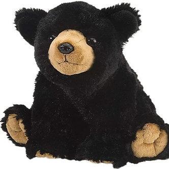 "Wild Republic Black Bear (12"")"