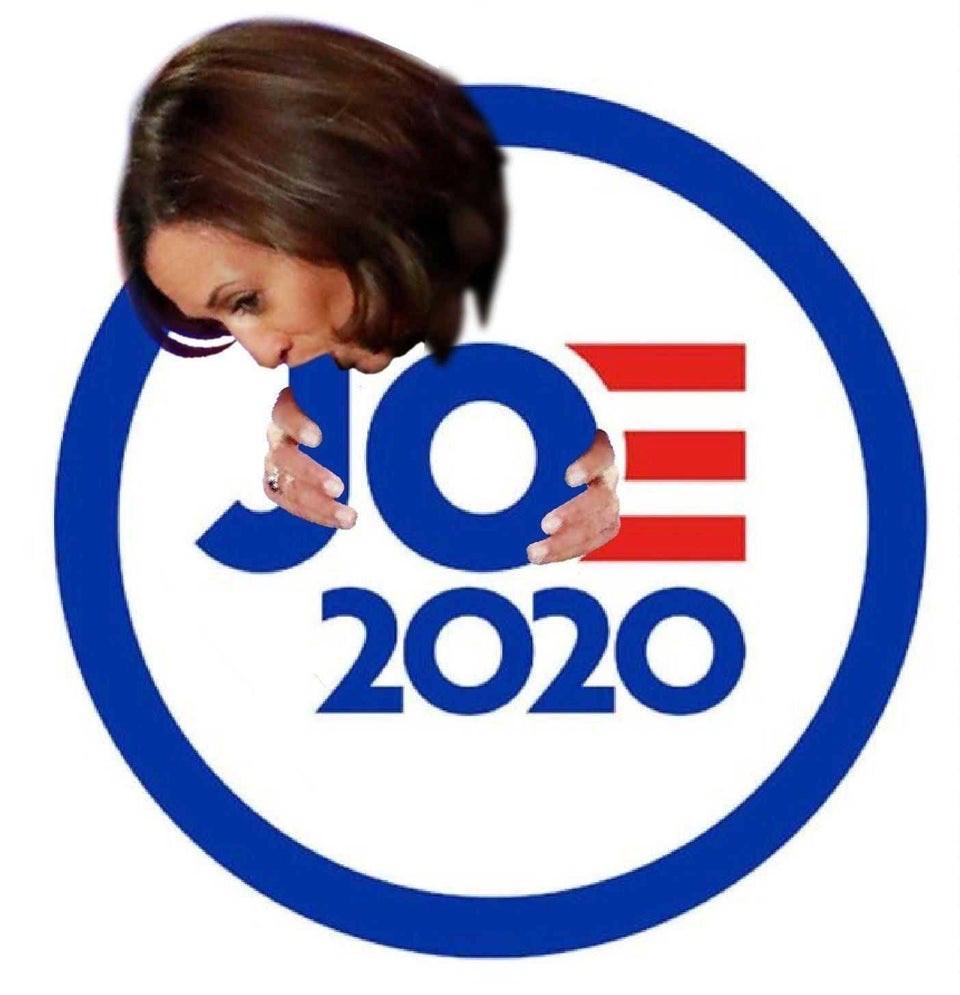 Joe 2020 Kamala