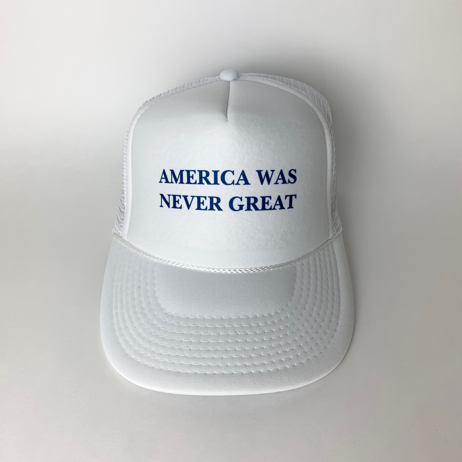 America Was Never Great