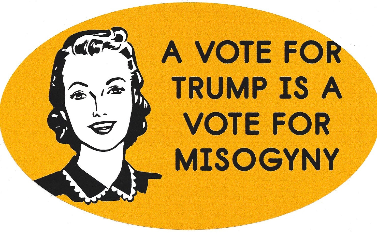 A Vote for Trump is a Vote for Misogyny