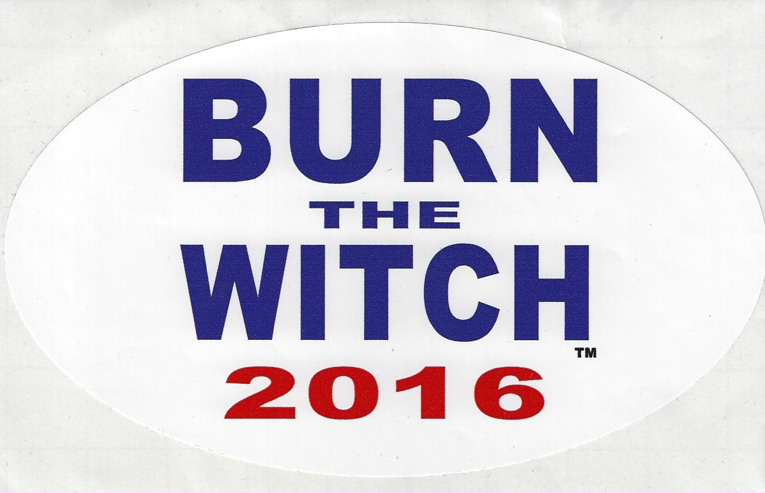 Burn the Witch 2016