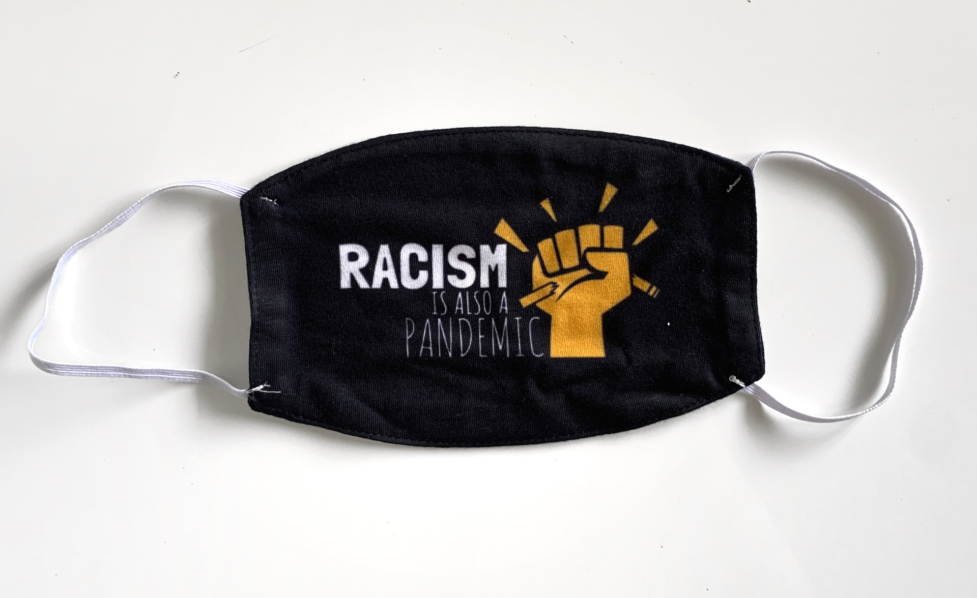 Racism is Also a Pandemic