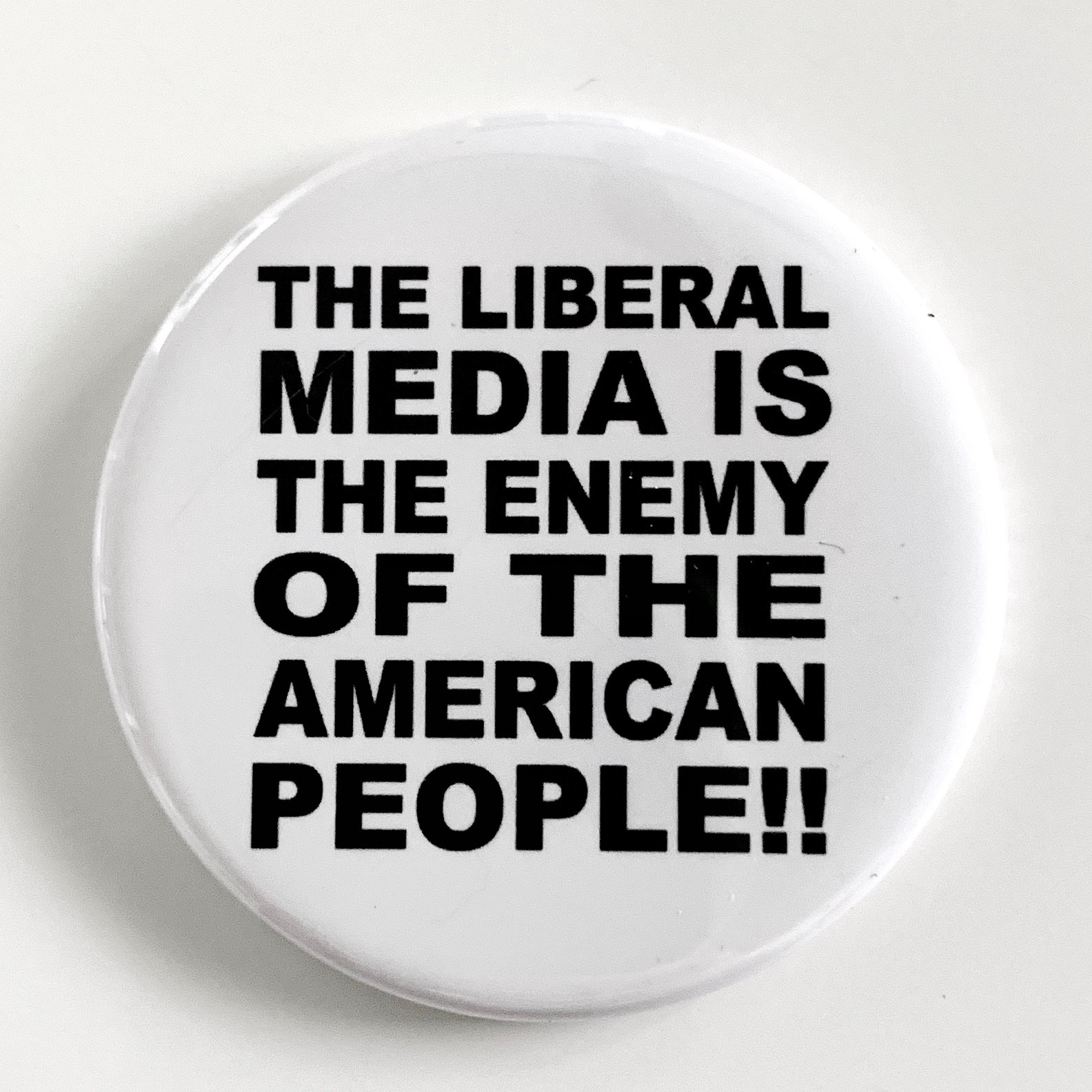 The Liberal Media Is the Enemy of the American People!!