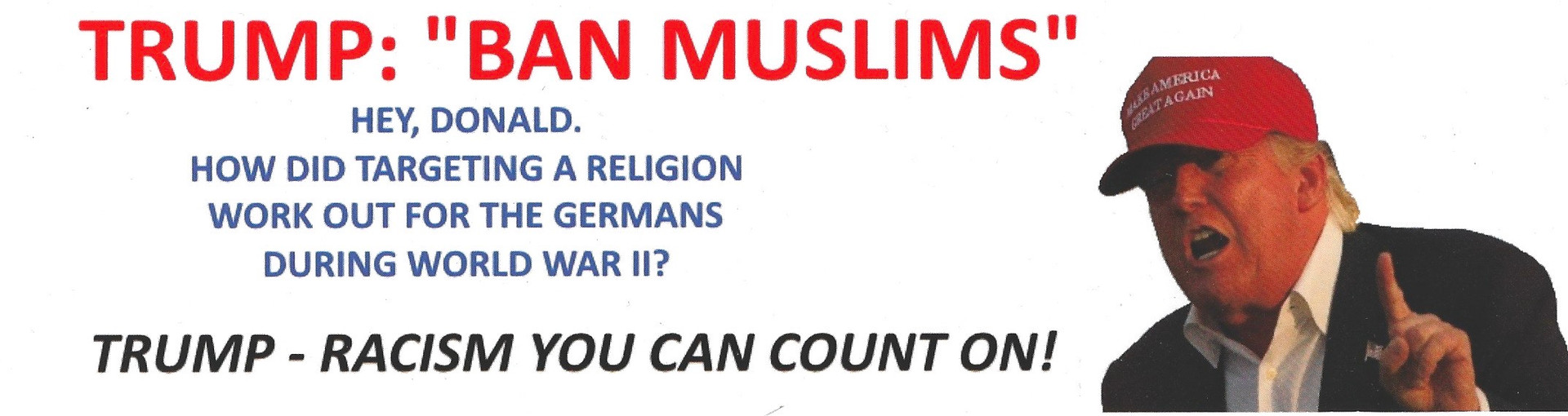 Trump Ban Muslims