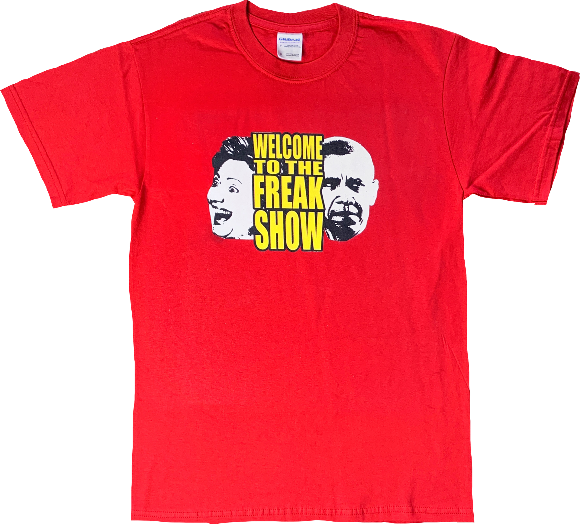 Welcome to the Freak Show (Hillary & Obama)