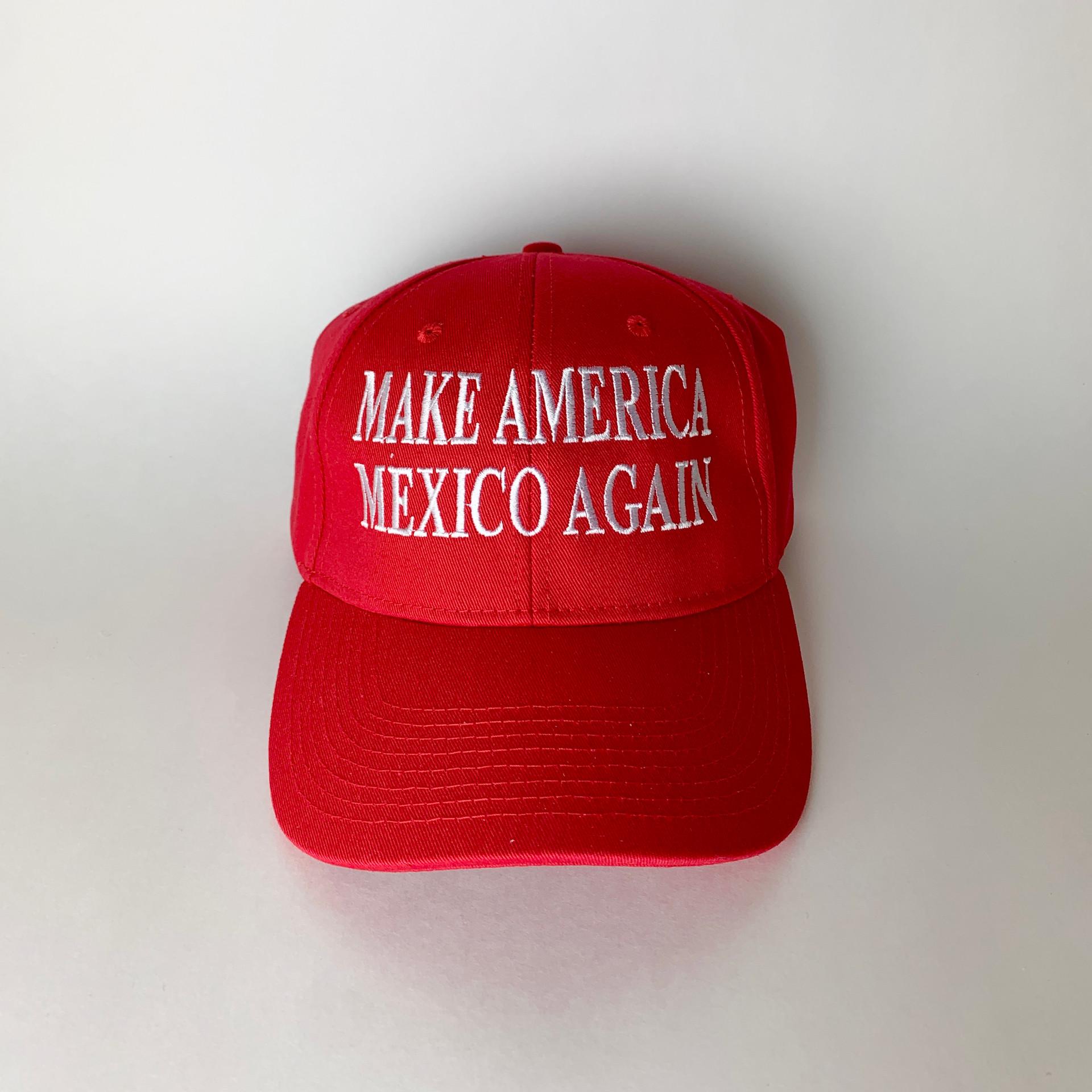 Make America Mexico Again