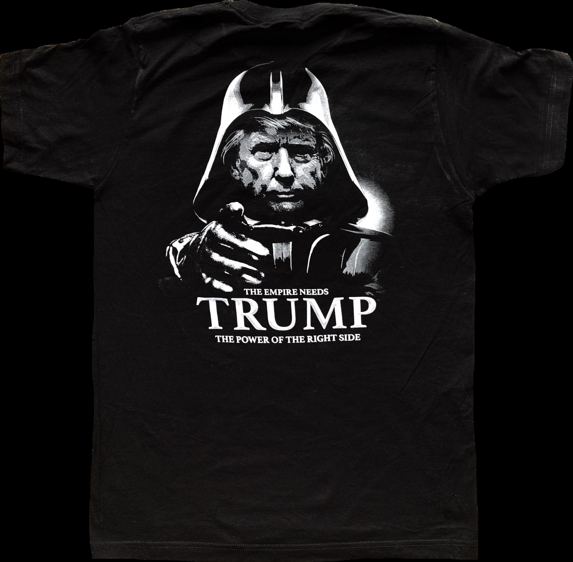 Trump as Darth Vader