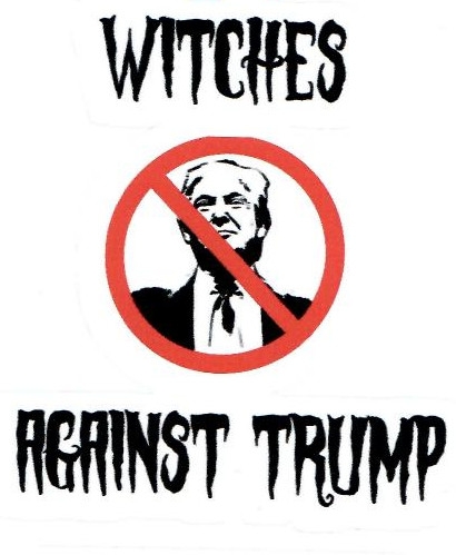 Witches Against Trump