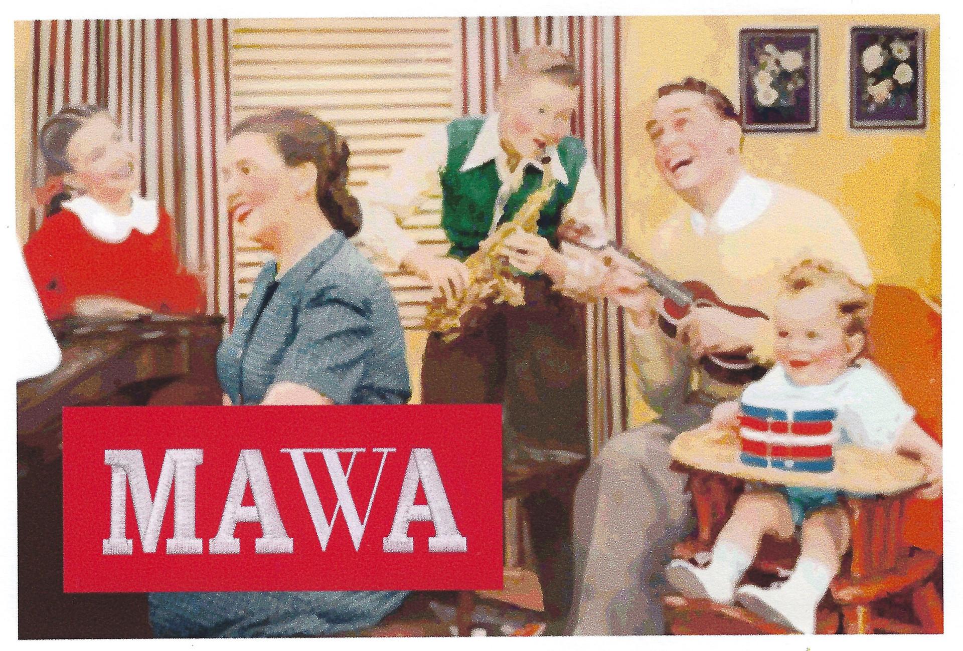 MAWA Make America White Again