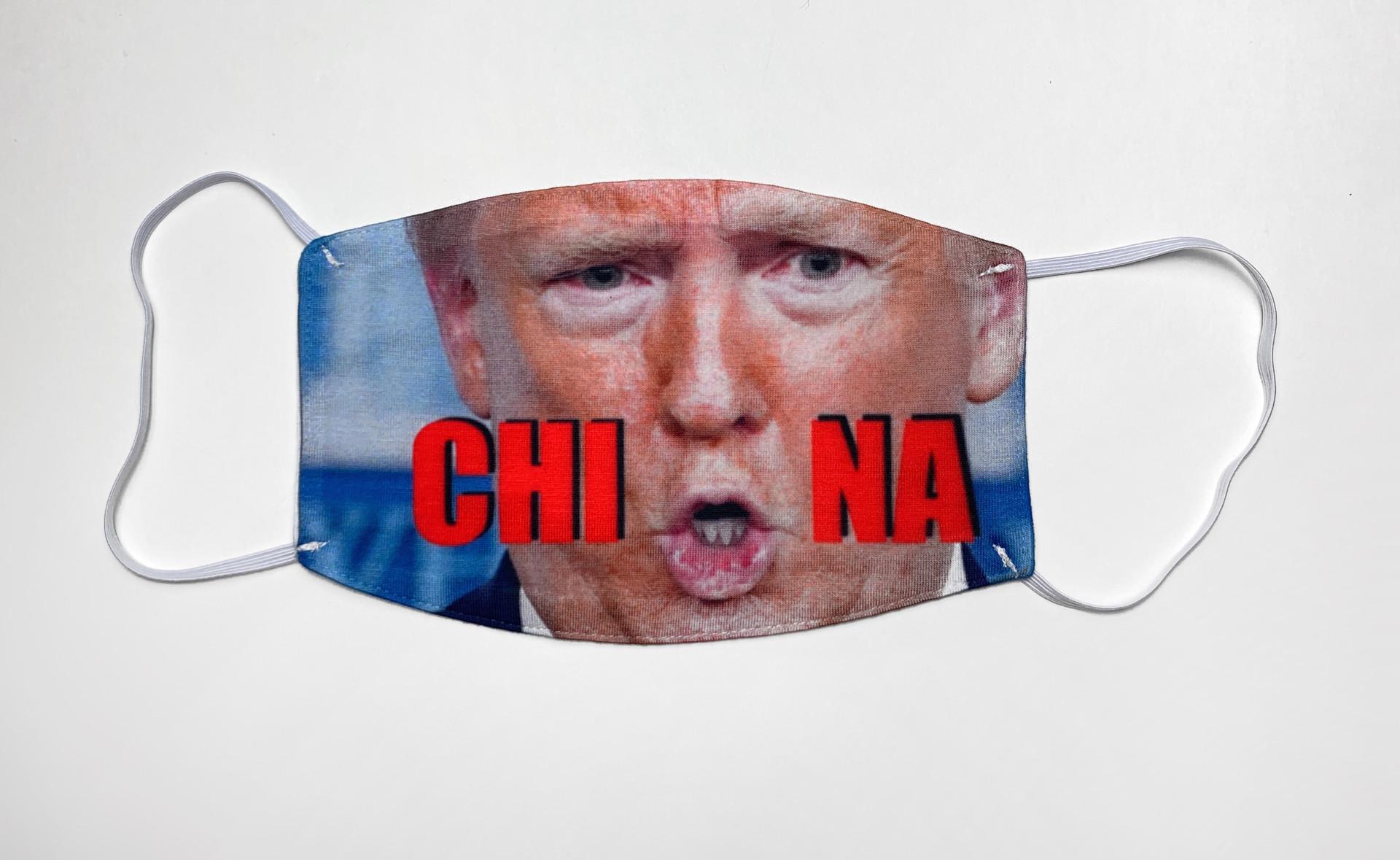 Trump Saying China