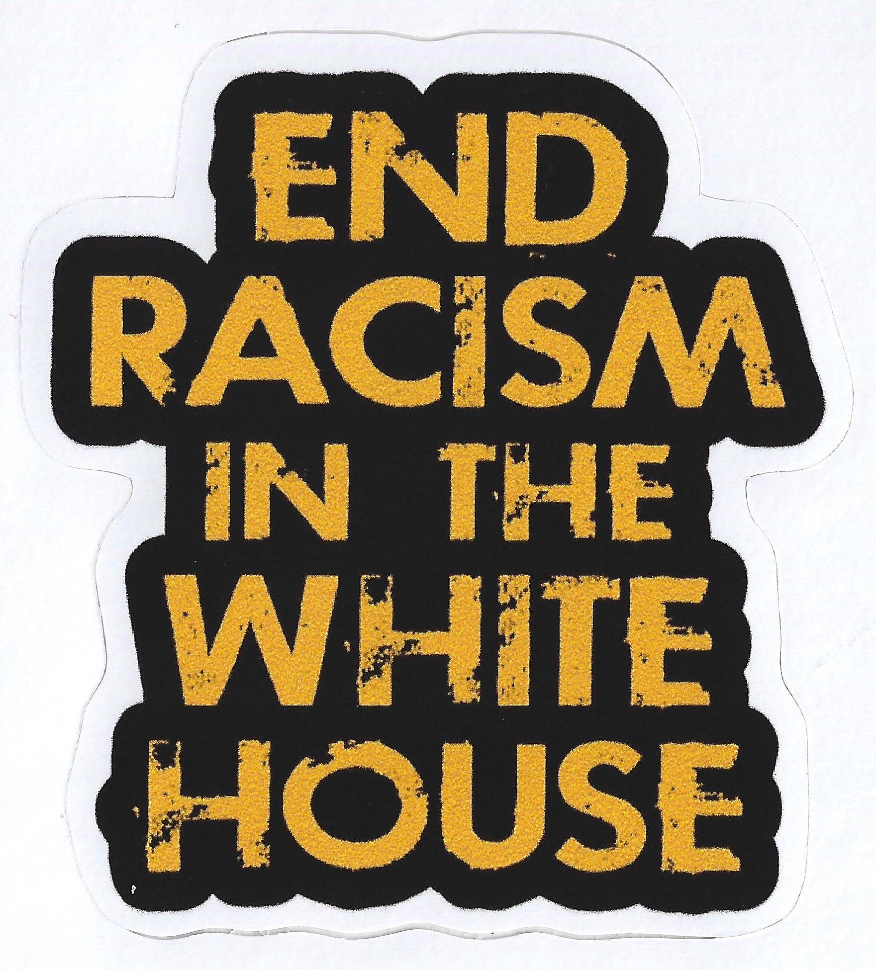 End Racism in the White House