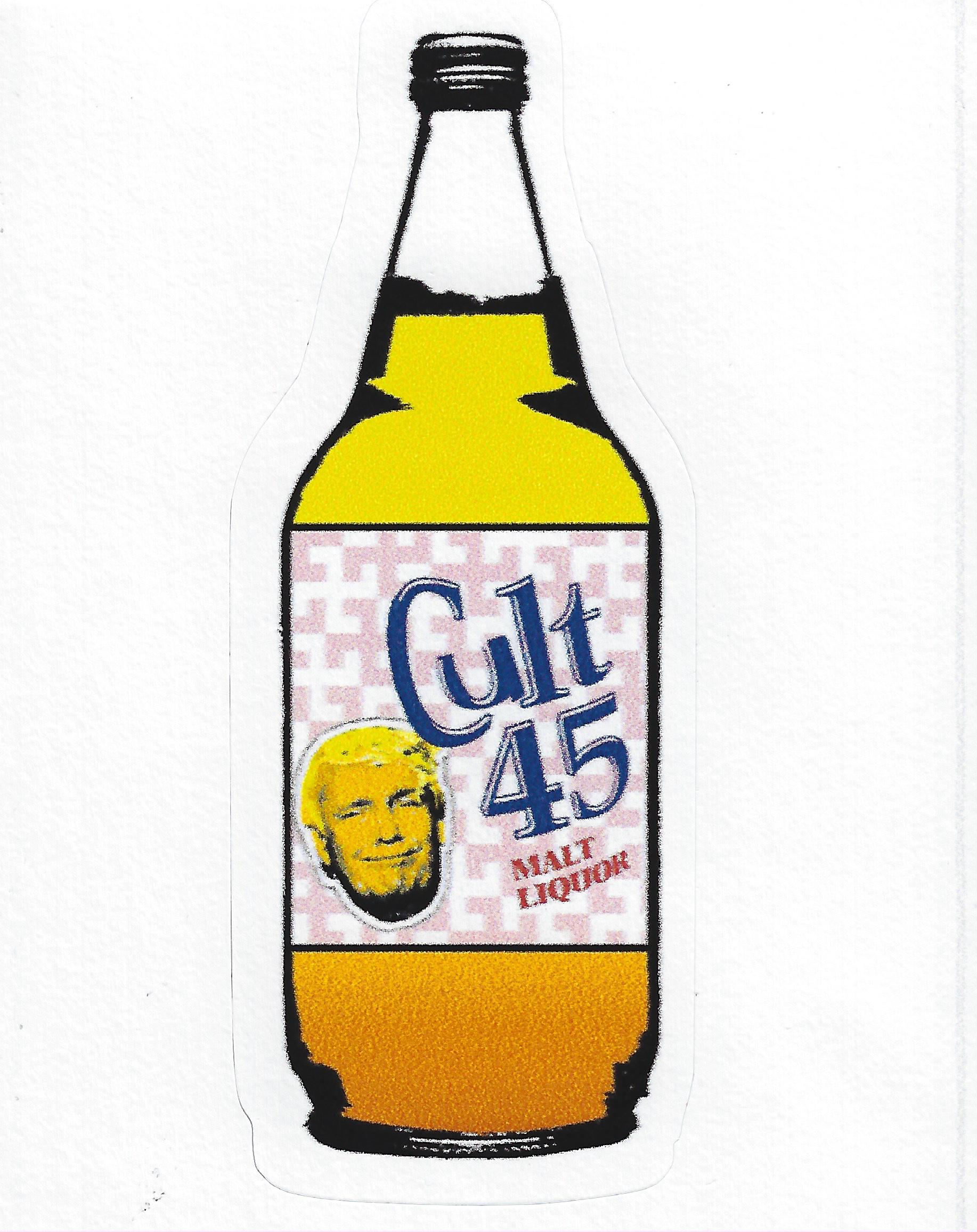 Cult 45 Malt Liquor