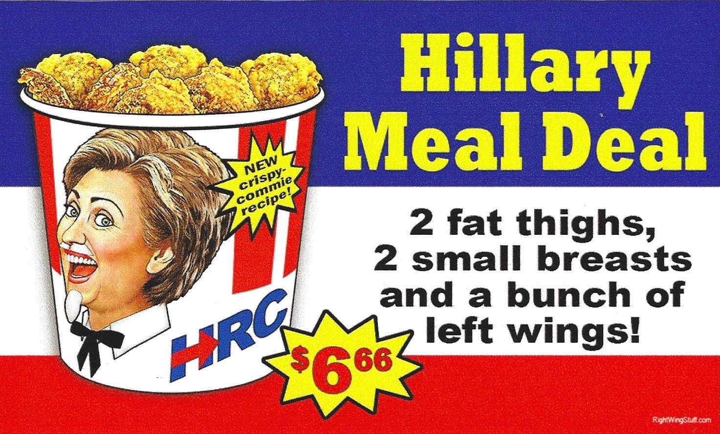 Hillary Meal Deal