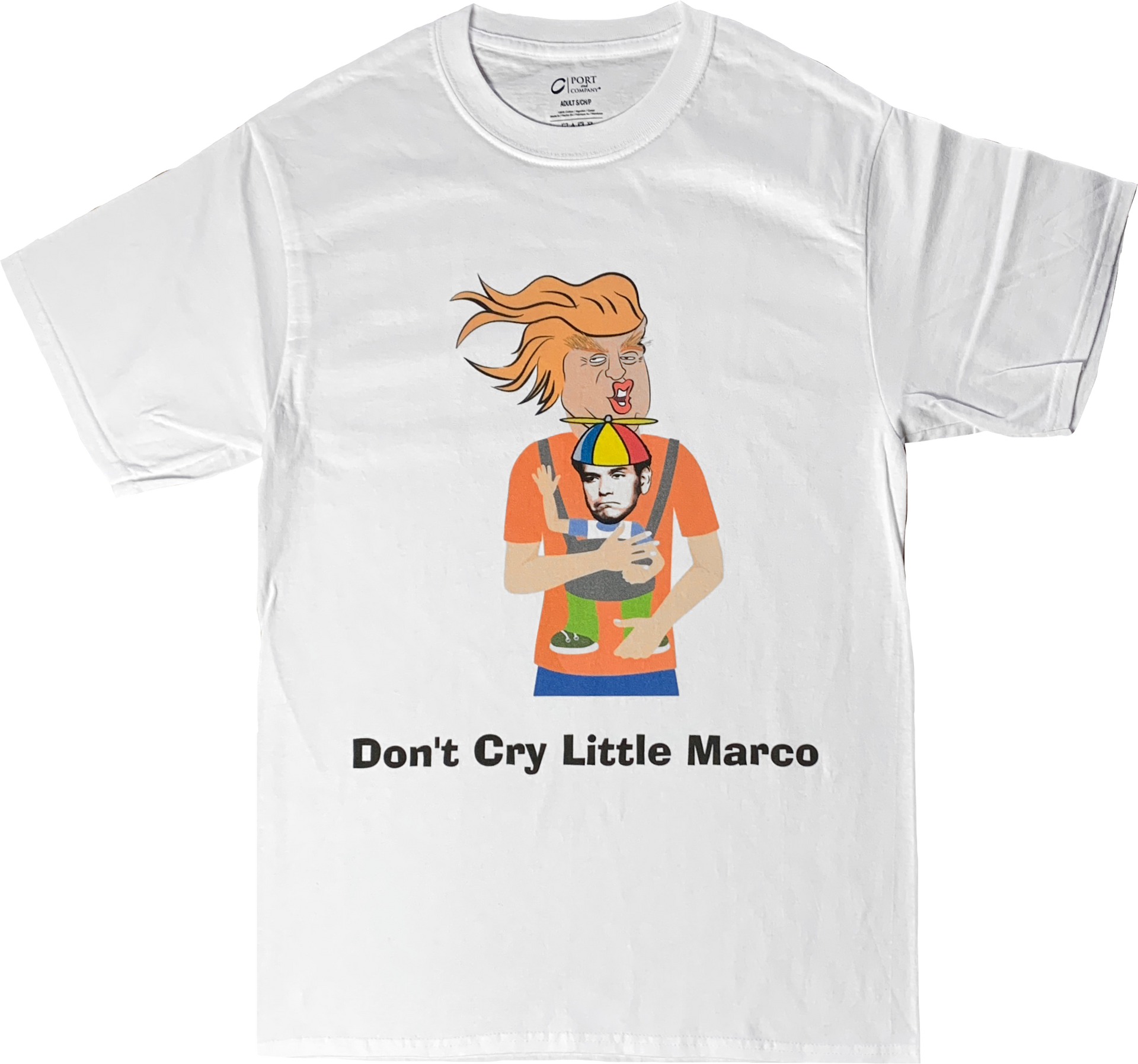 Don't Cry Little Marco