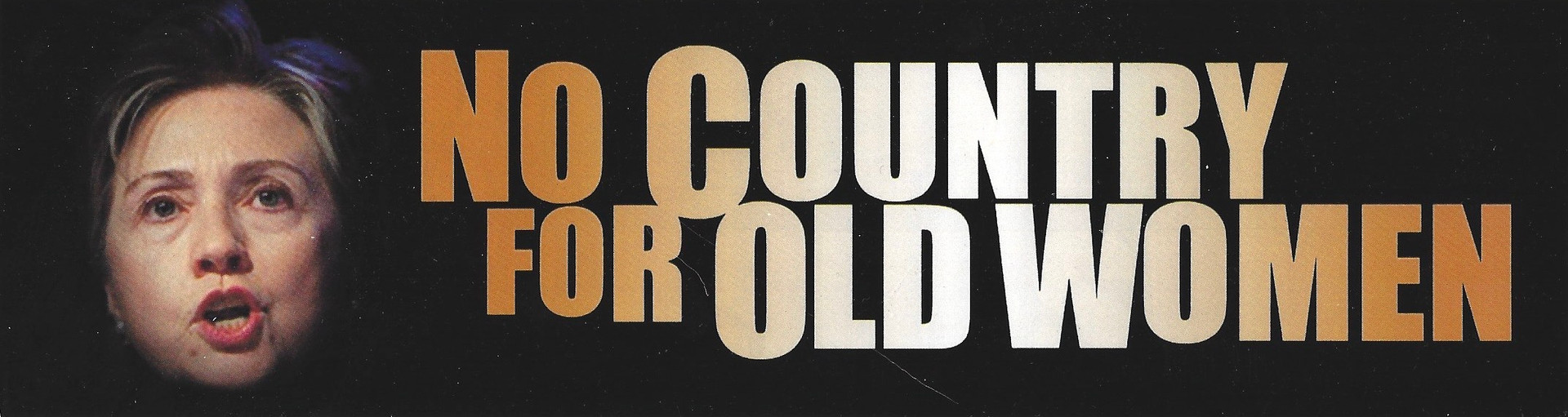 No Country for Old Women