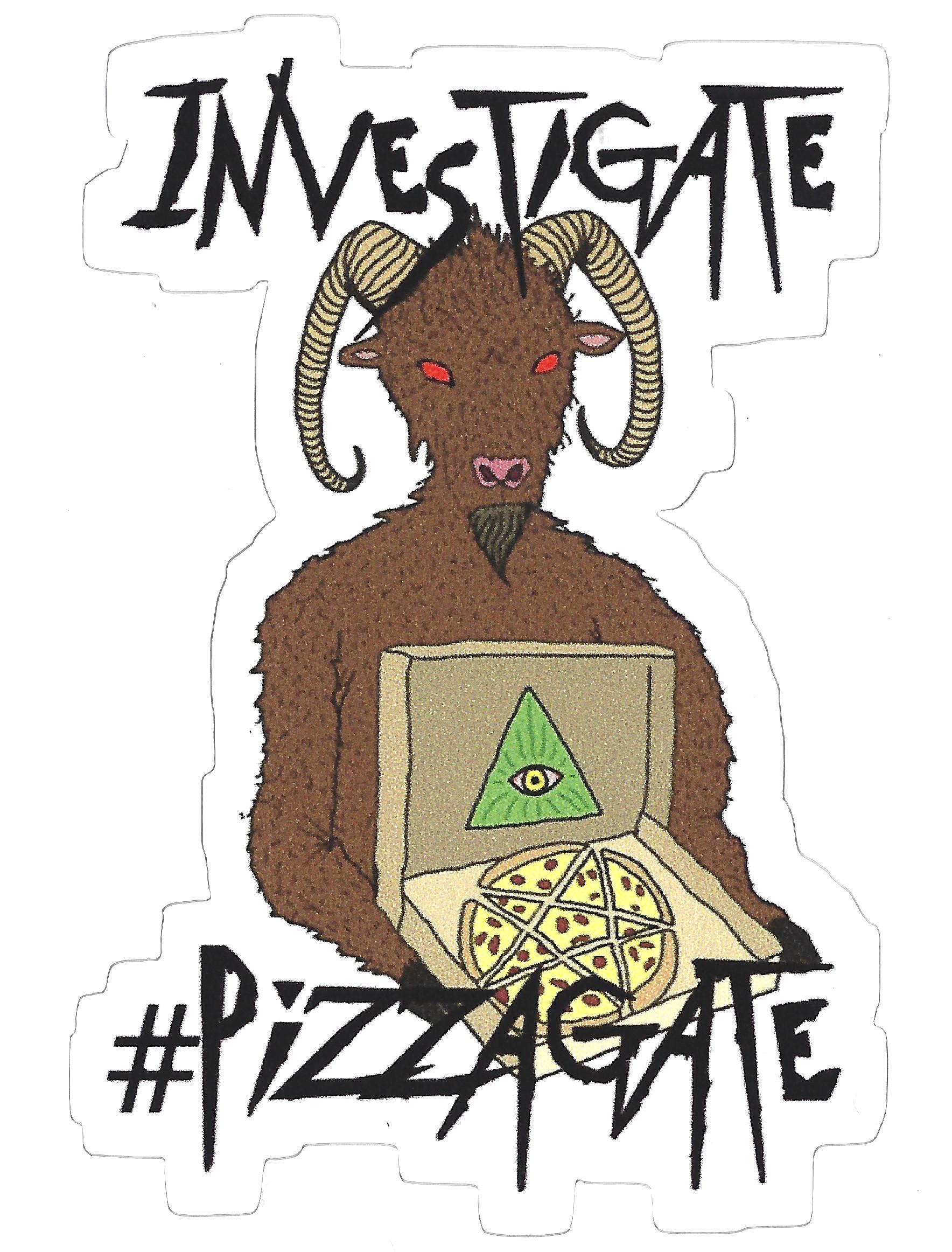 Investigate #Pizzagate