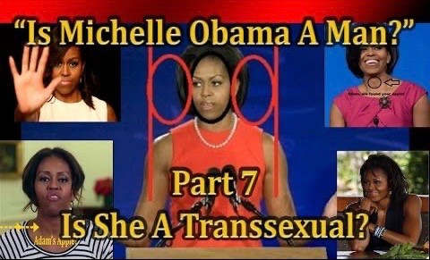 Is Michelle Obama A Man