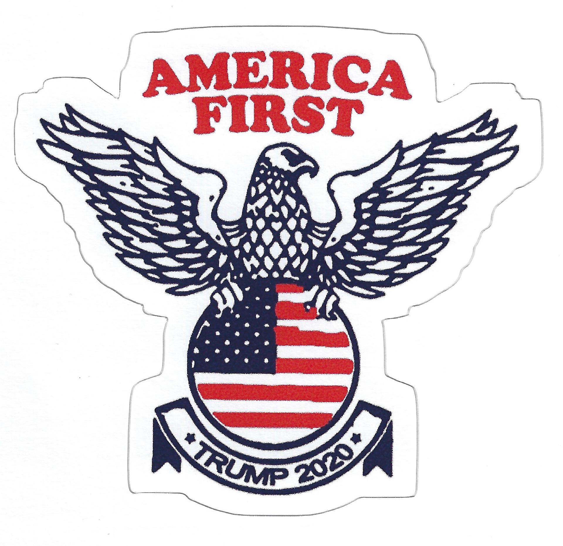 America First, Trump 2020