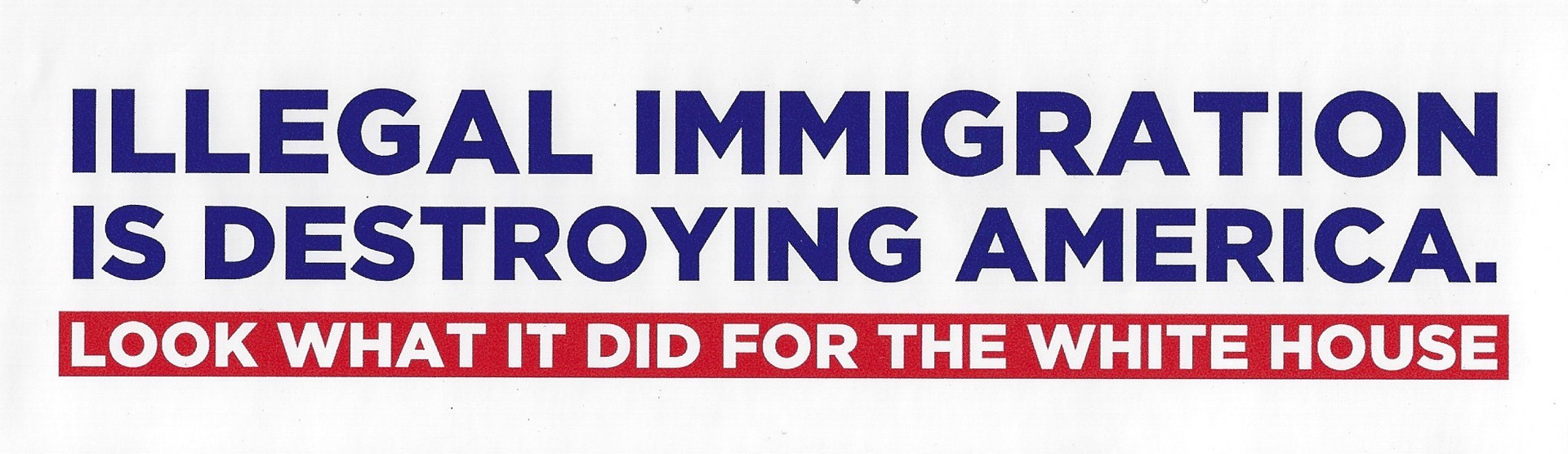 Illegal Immigration is Destroying