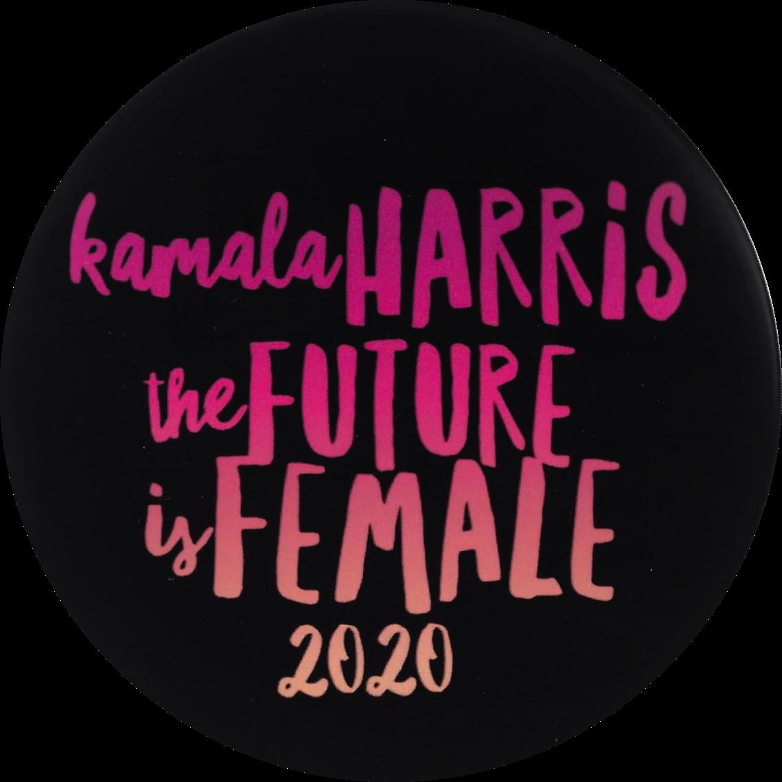 Kamala Harris, The Future is Female 2020