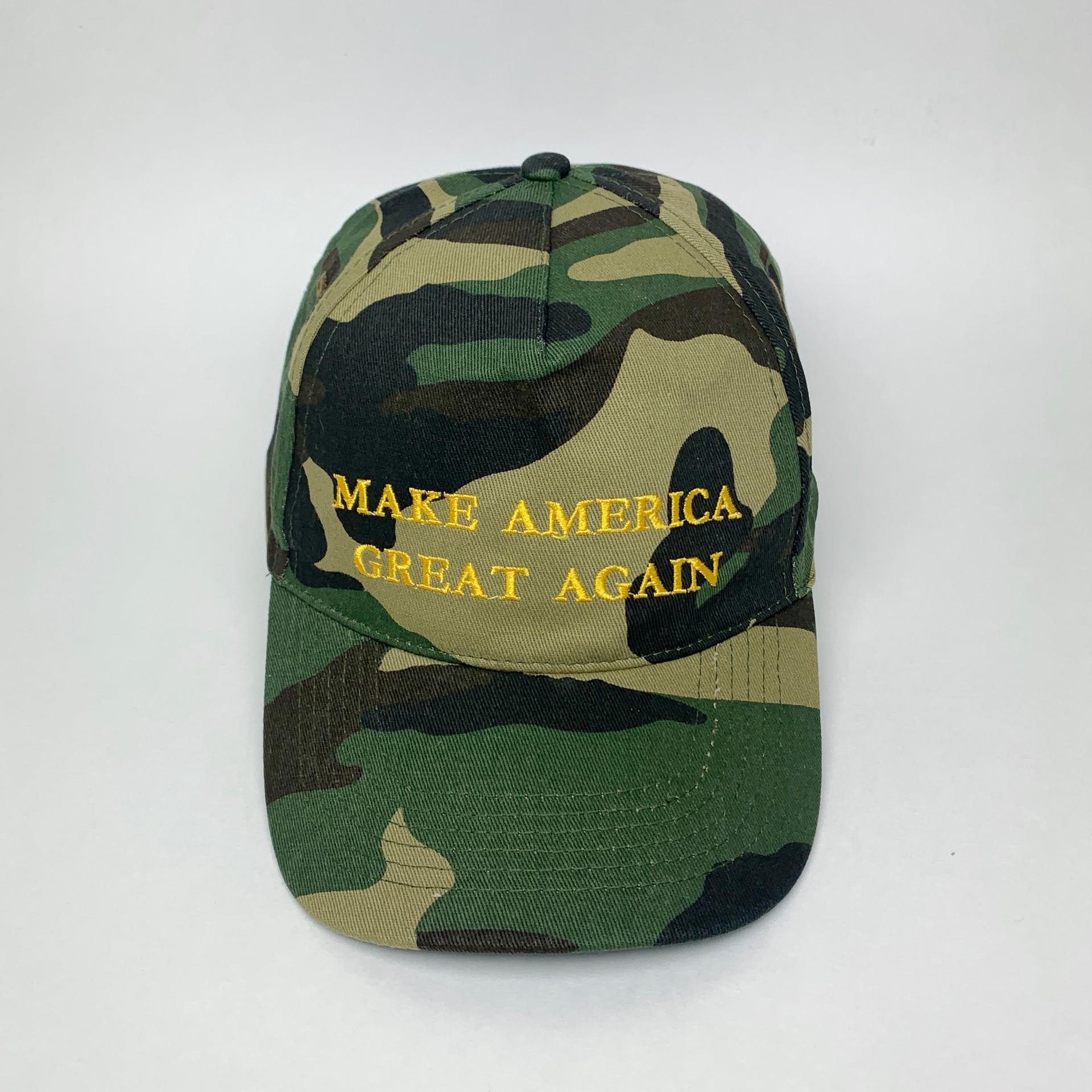 Make America Great Again Camo