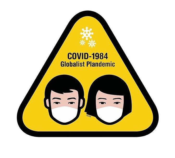 COVID 1984, Globalist Pandemic