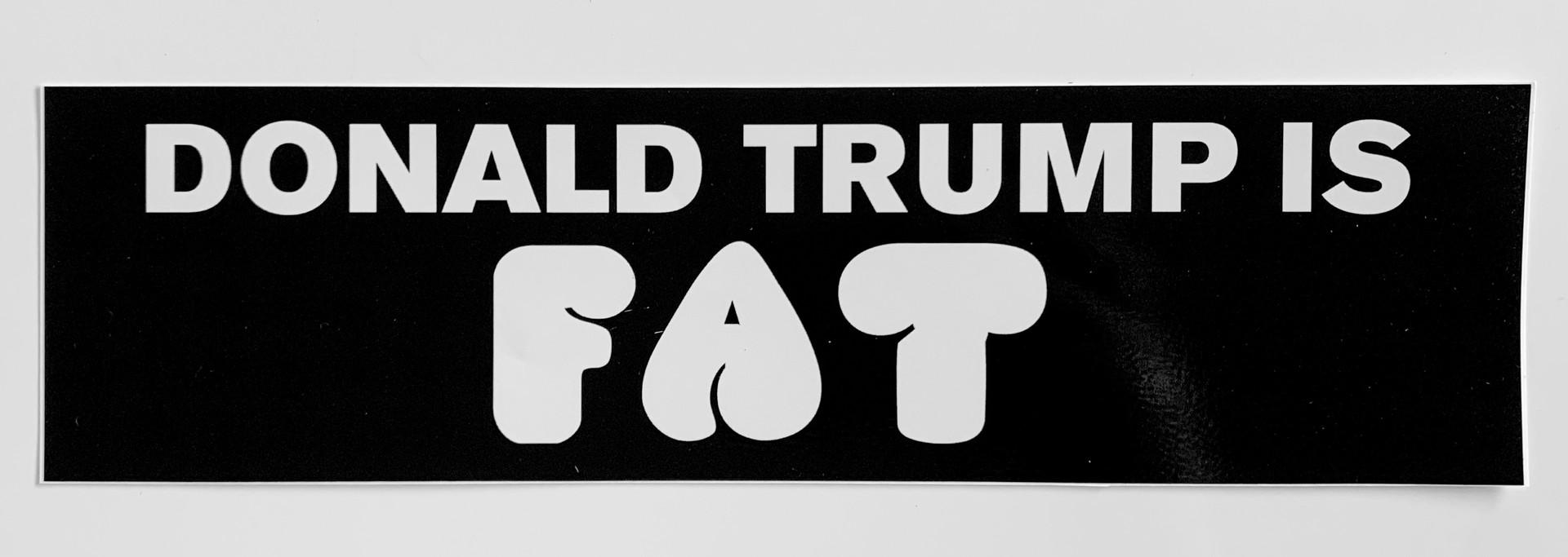 Donald Trump is Fat