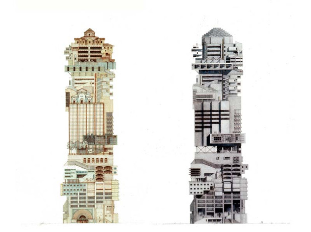 Mirage of Cities Ⅰ・Ⅱ