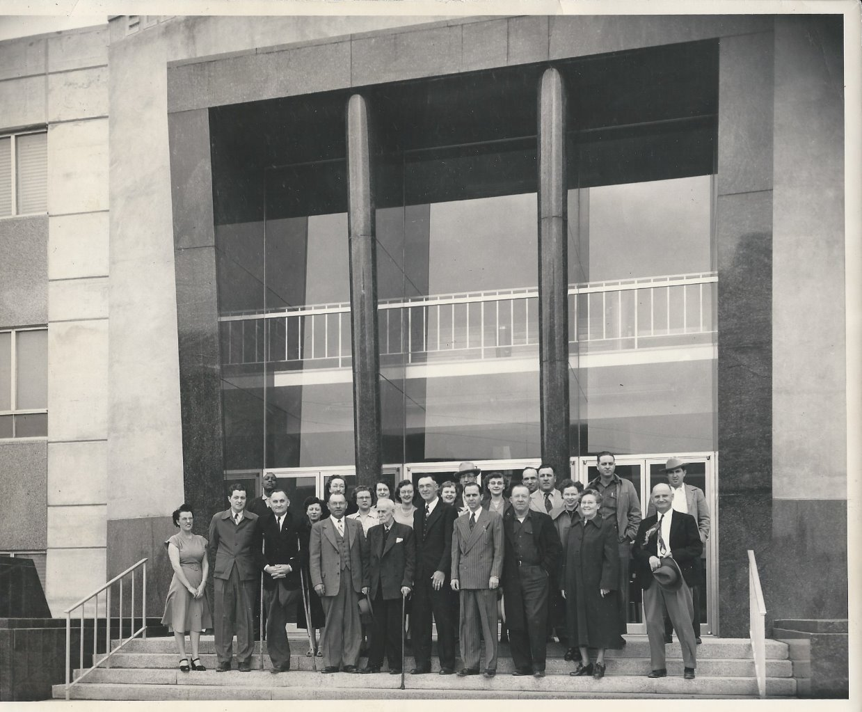 Courthouse Staff