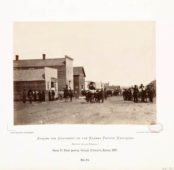 Ellsworth, Ks 1887