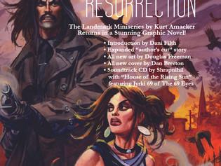 Dead Souls: Resurrection Kickstarter Begins