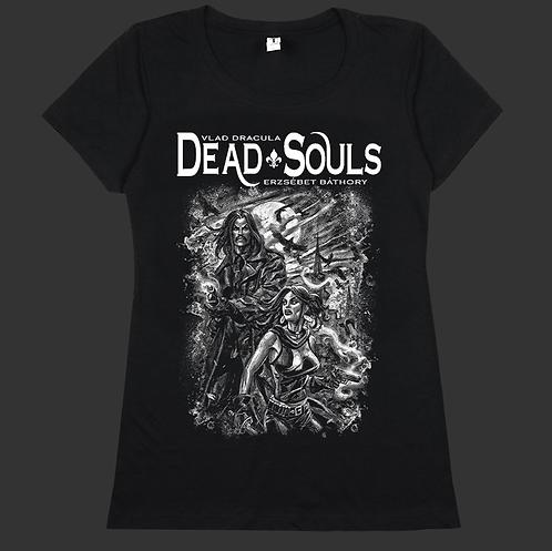 Dead Souls: Resurrection Baydoll Tee