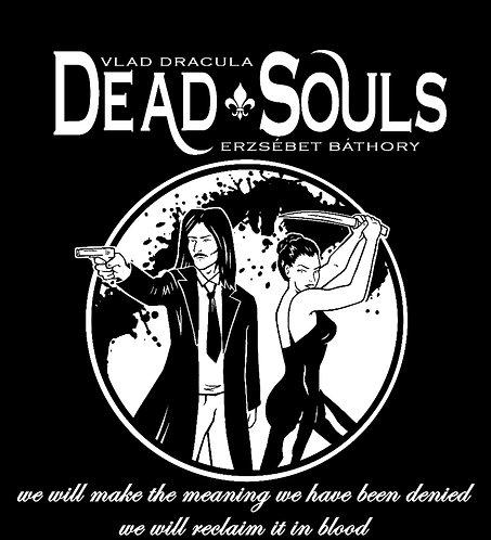 Dead Souls (2008) Babydoll Tee
