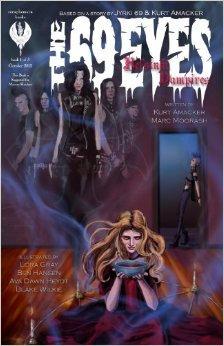 The 69 Eyes: Helsinki Vampires #1