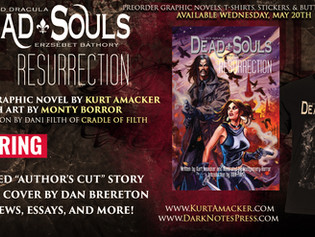 Dead Souls: Resurrection Preorders Available