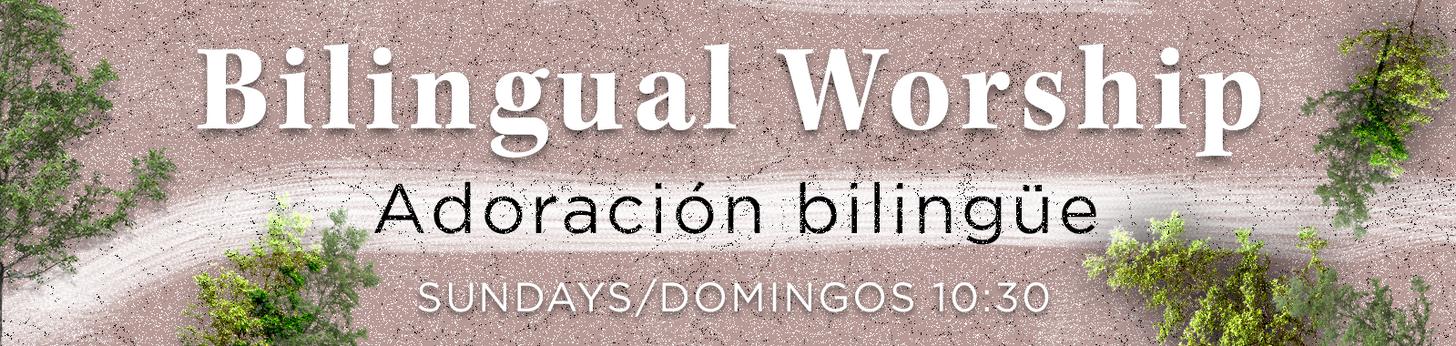 Bilingual Worship Service Rotator