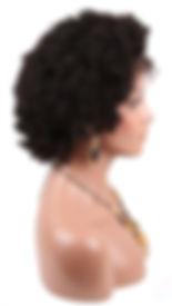 Yaki Afro hair texture