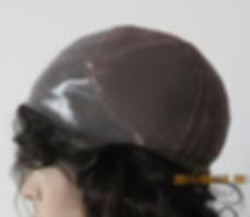 Glueless Cap four thin skin side