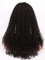 Kinky Curl hair texture