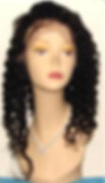 Curly 1.5 hair texture