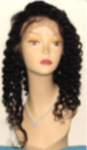 Curly 1.5 hair texture