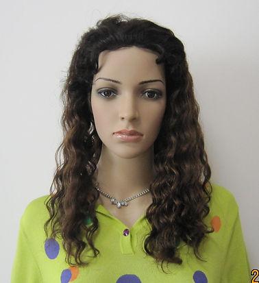Glueless Cap four full wig