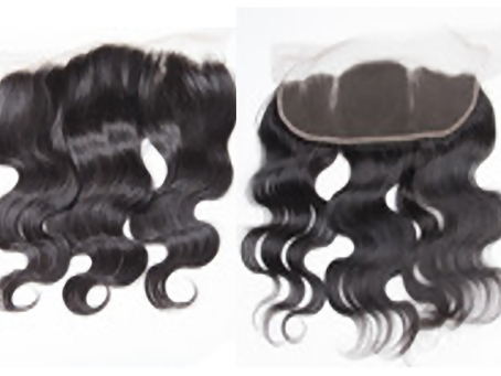 Lace Frontals, 1/2 and 3/4 Wigs