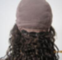 Glueless cap three back
