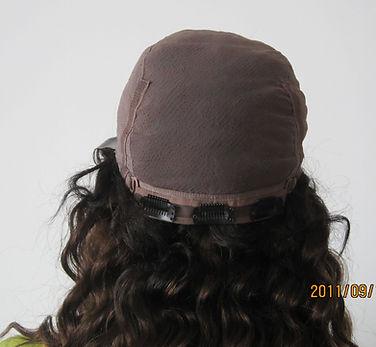 Glueless Cap four back