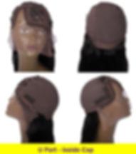 u part wig caps