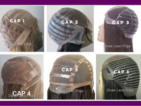 FirmGrip Breathable Vacuum Wigs